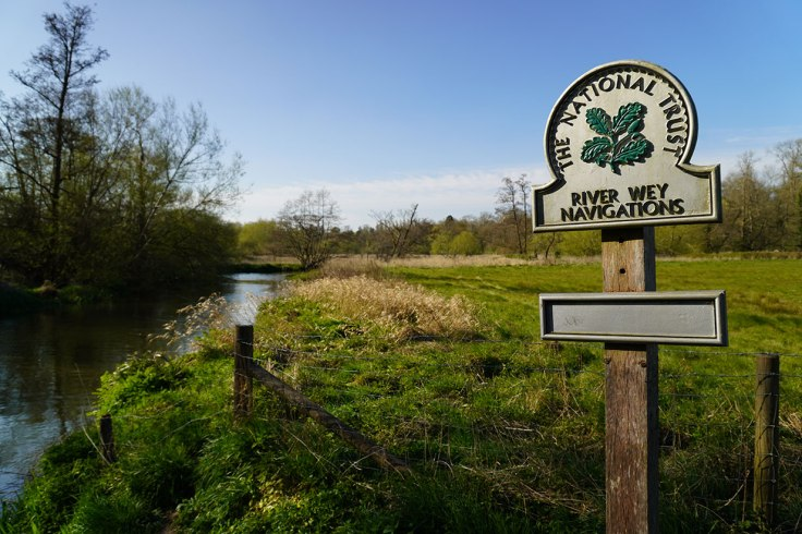 National Trust - River Wey Navigations